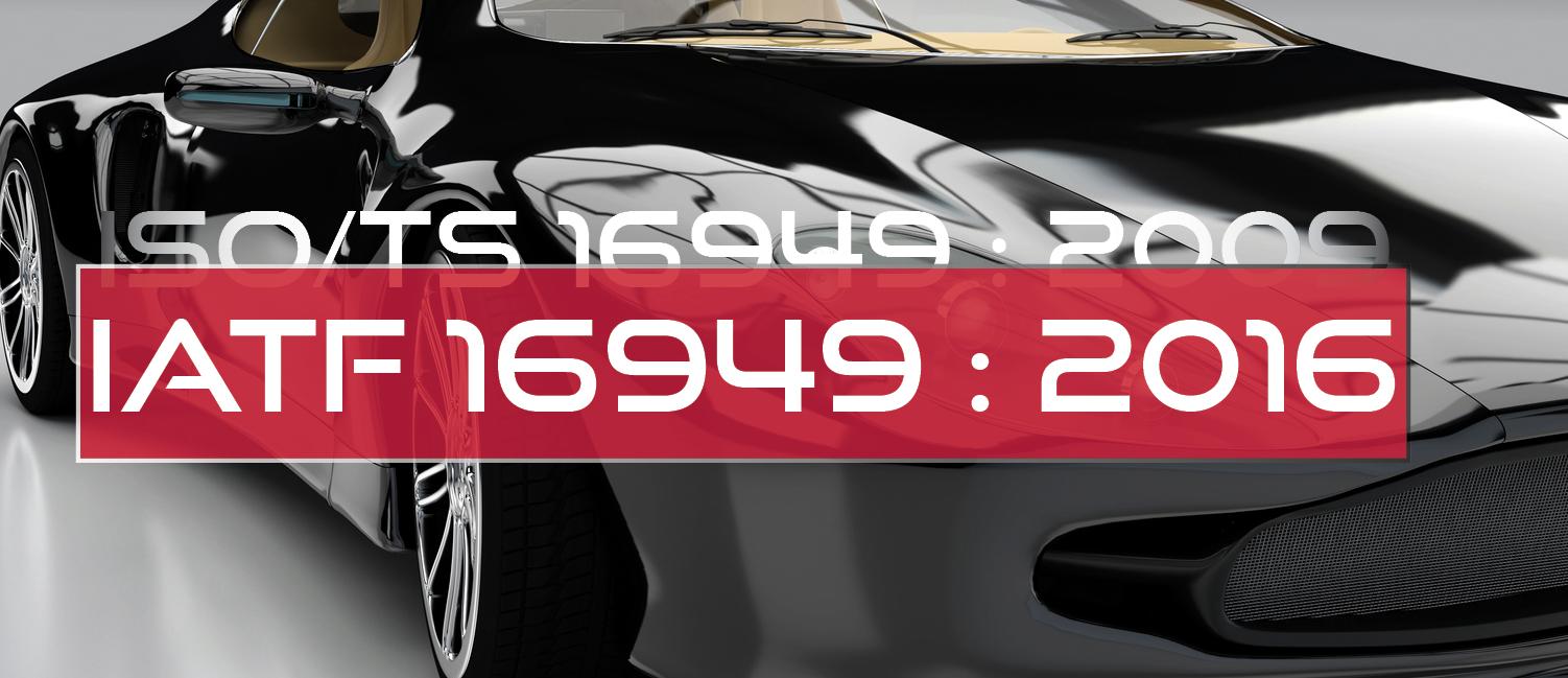 LJT : certifié IATF 16949 et ISO 9001:2015