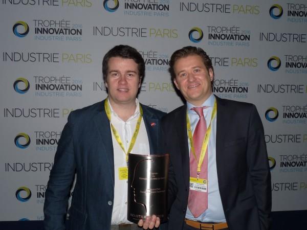 Trophée du manager Industriel 2016