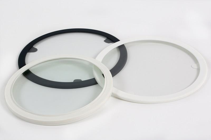 silicone et optique